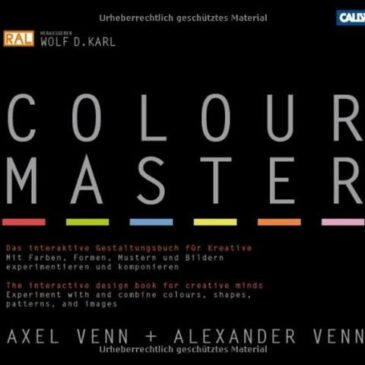 COLOUR MASTER BOOK (Small)