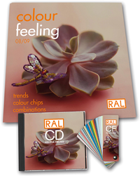 RAL COLOUR FEELING 2008/09