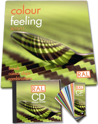RAL COLOUR FEELING 2010/11