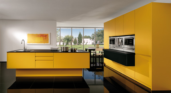 Senza Diamantlack (RAL CLASSIC) RAL 1032 Broom yellow.