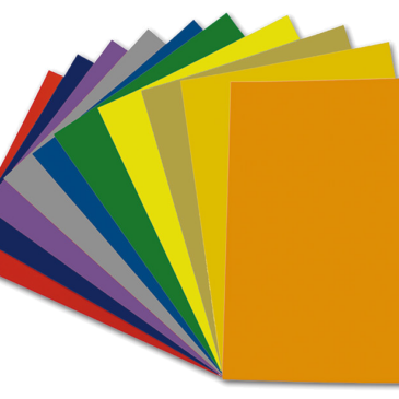 RAL Design single sheets A6 spectrophotometrically documented