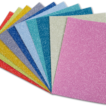 RAL EFFECT single sheets metallic