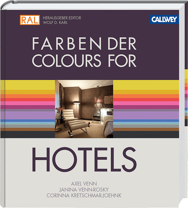 RAL Colours for Hotels